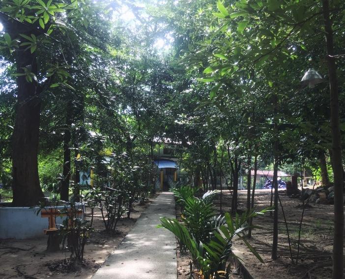 Dhamma Joti Vipassana Center, Yangon